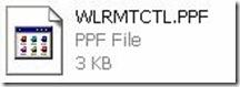 flWLRMTCTL_PPF