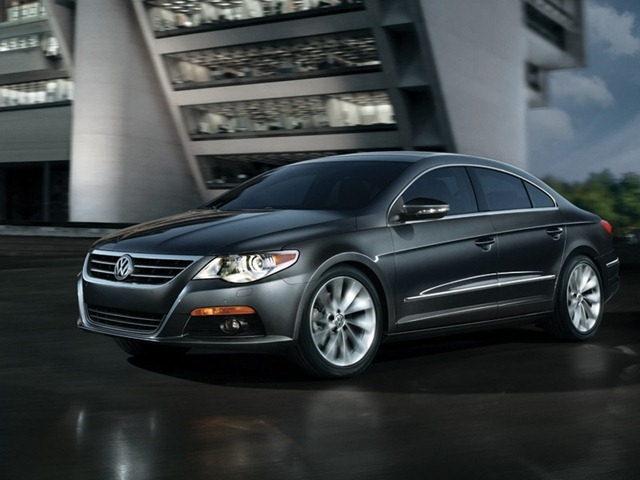 2010 Volkswagen Cc Review A Test Drive Bashing